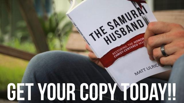 Samurai Husband Book